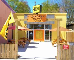Garage Bar and Grill Northport Michigan