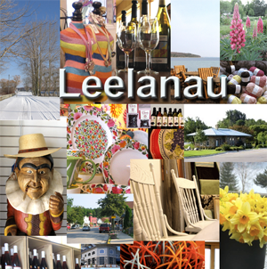 Leelanau App with Places to Eat in Leelanau and Restaurant Information