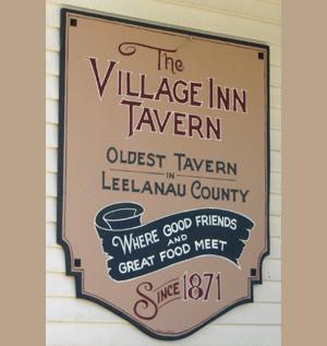 The Village Inn in Suttons Bay